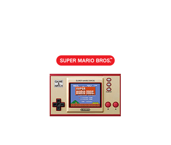Game & Watch Super Mario Bros.